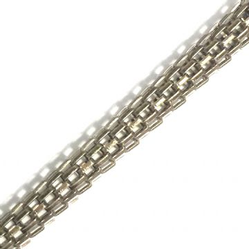 3.2mm mesh reticulated chain - grey 09
